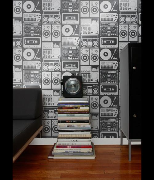 Analog Nights Wallpaper
