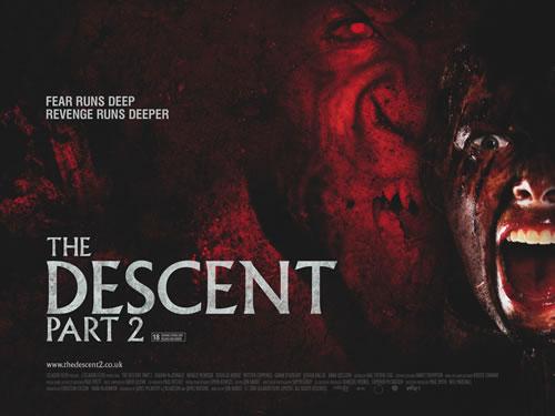 The Descent: Part 2 - Poster