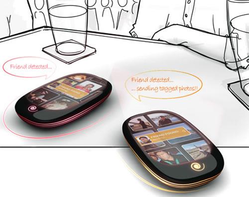 Gaia Phone Concept By Ahmad Bittar
