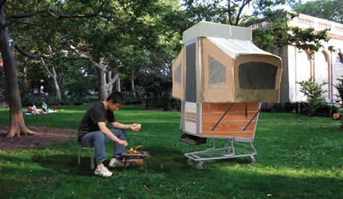 Camper Kart By Kevin Cyr