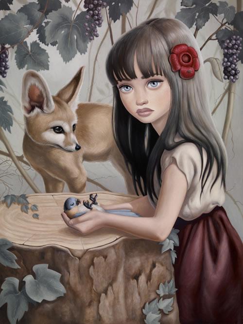 "Ana Bagayan - ""Critters"""