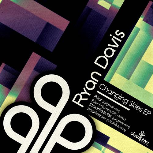 """Ryan Davis - """"Changing Skies EP"""""""