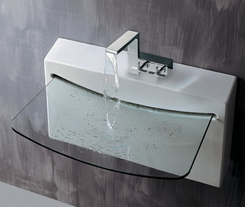 shower and faucet sets