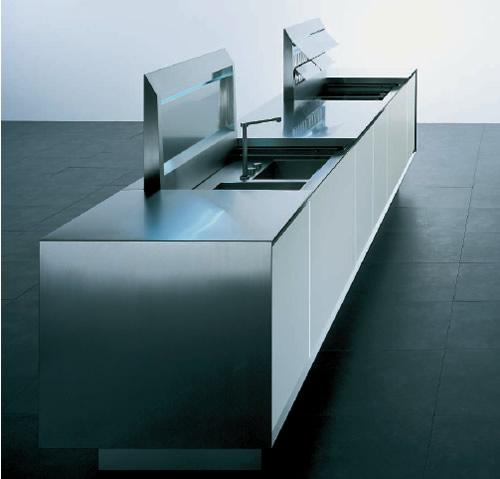 Modern Mobile Kitchen Design