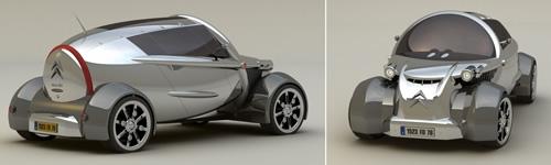 Citroen 2CV Concept