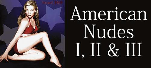 American Nudes Volumes 1, 2 & 3