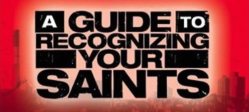 A Guide To Recognising Your Saints