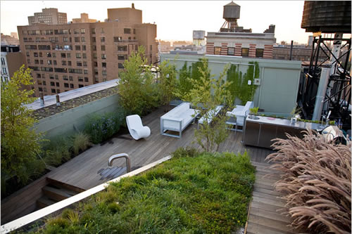 The Manhattan Penthouse