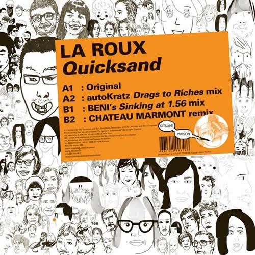 "La Roux - ""Quicksand"""