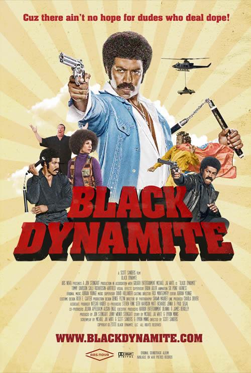 Black Dynamite - Posters
