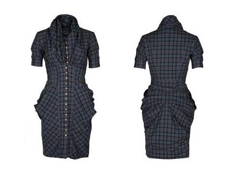 Aurelius Shirt Dress