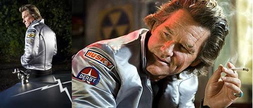 Kurt Russell (Stuntman Mike)
