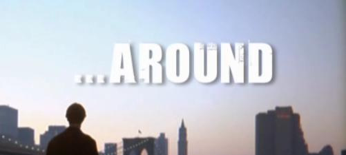 ... around