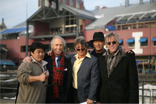 David Carradine, Eric Roberts, Cary-Hiroyuki Tagawa, Gary Busey