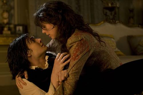 Dorian Gray Ben Barnes, Rebecca Hall