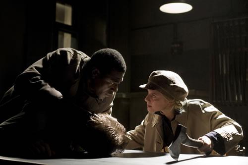 Inglourious Basterds - Jacky Ido, Shosanna Dreyfus