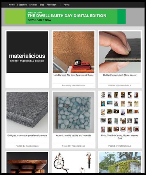 Materialicious