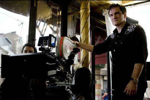 Quentin Tarantino (Inglourious Basterds)
