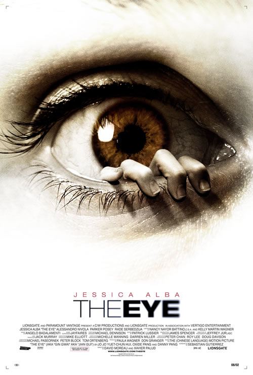 The Eye - remake